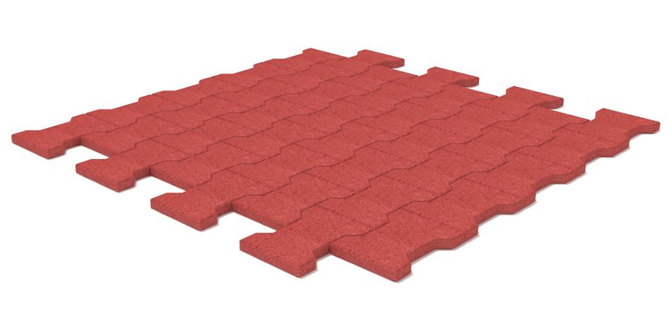 02-nawierzchnia-gumowa-kostka-kolor-czerwony-SBR