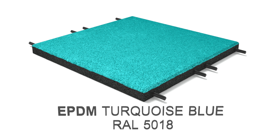 RAL5018P